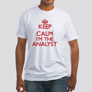 Keep calm I'm the Analyst T-Shirt