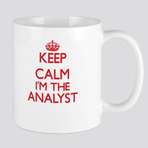 Keep calm I'm the Analyst Mugs