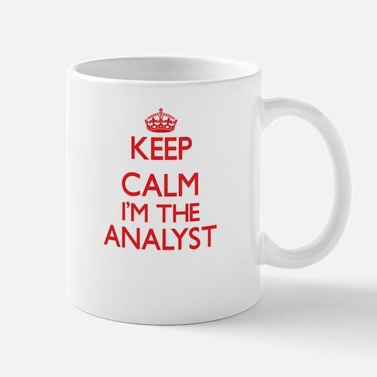 Keep calm I'm the Analyst Mugs