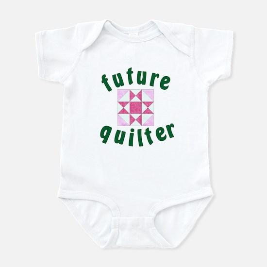 Future Quilter Infant Bodysuit