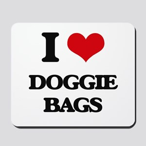 doggie bags Mousepad