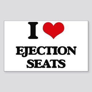 ejection seats Sticker