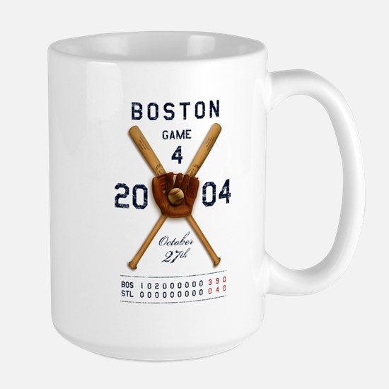 Boston 2004 Game 4 Mugs