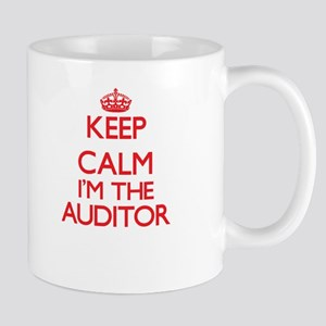 Keep calm I'm the Auditor Mugs