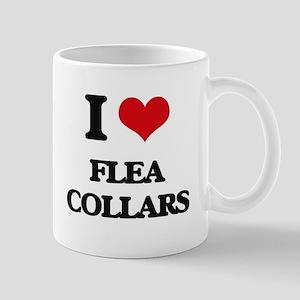 flea collars Mugs