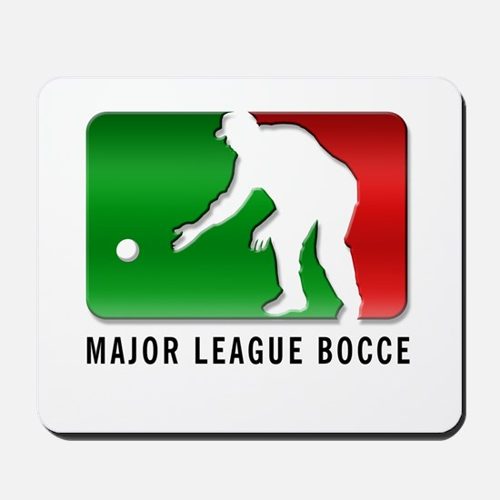 Major League Bocce (light shi Mousepad