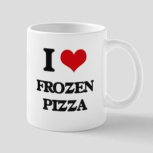 frozen pizza Mugs