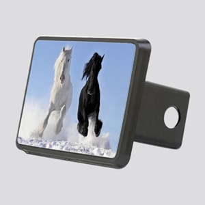 Beautiful Horses Hitch Cover