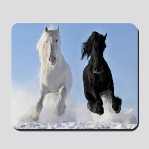 Beautiful Horses Mousepad
