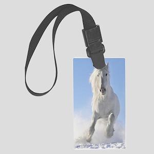 Beautiful Horses Luggage Tag