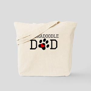 Labradoodle Dad Tote Bag