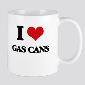gas cans Mugs