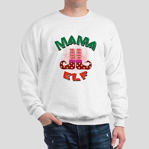 Mama Elf Sweatshirt