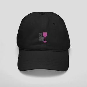 Husband For Wine Black Cap