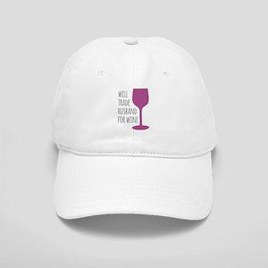 Husband For Wine Cap