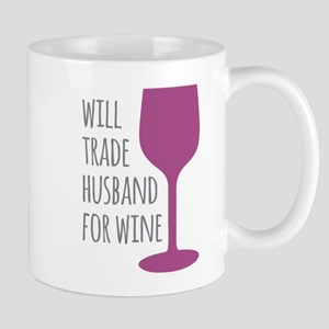 Husband For Wine Mug