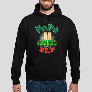 Papa Elf Hoodie