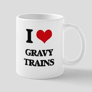 gravy trains Mugs