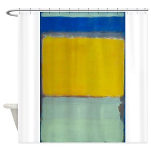 Rothko Shower Curtains