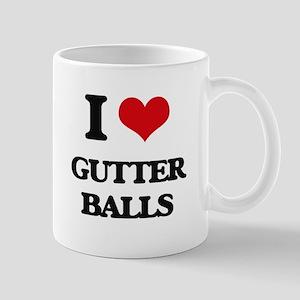 gutter balls Mugs