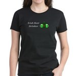 Irish Beer Drinker Women's Dark T-Shirt