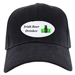 Irish Beer Drinker Black Cap