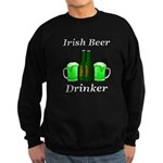 Irish Beer Drinker Sweatshirt (dark)