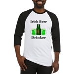 Irish Beer Drinker Baseball Jersey
