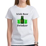 Irish Beer Drinker Women's T-Shirt