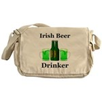 Irish Beer Drinker Messenger Bag