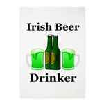 Irish Beer Drinker 5'x7'Area Rug