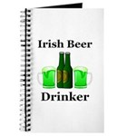 Irish Beer Drinker Journal