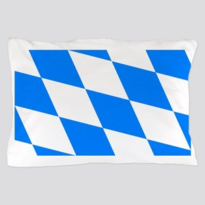 Bavarian flag Pillow Case