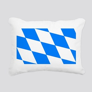 Bavarian flag Rectangular Canvas Pillow