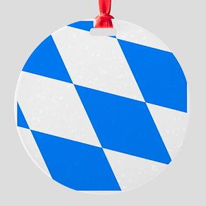 Bavarian flag Round Ornament
