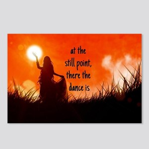 There The Dance Is Postcards (Package of 8)