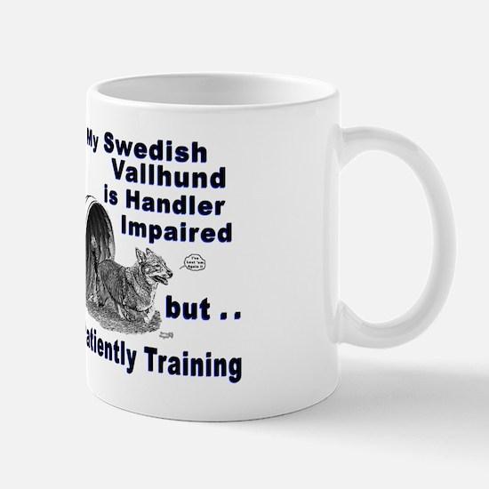 Swedish Vallhund Agility Mug