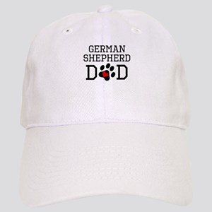 German Shepherd Dad Baseball Cap