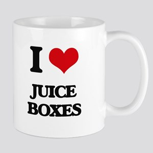 juice boxes Mugs