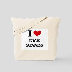 kick stands Tote Bag