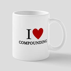 I Love Compounding Mug