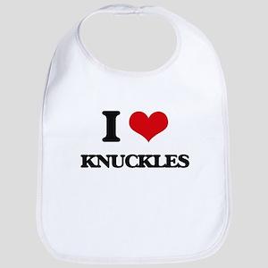 knuckles Bib