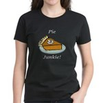 Pie Junkie Women's Dark T-Shirt