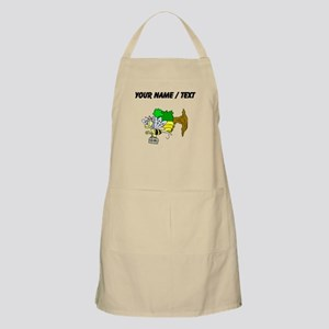Custom Bee Going To Work Apron