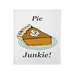 Pie Junkie Throw Blanket