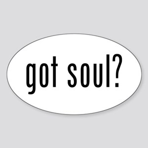 got soul? Sticker