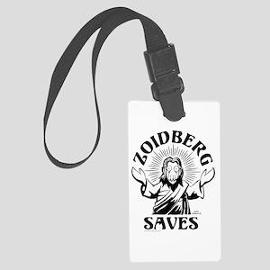 Zoidberg Saves Large Luggage Tag