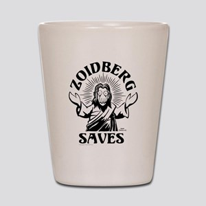 Zoidberg Saves Shot Glass