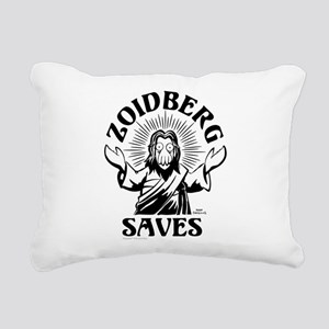 Zoidberg Saves Rectangular Canvas Pillow