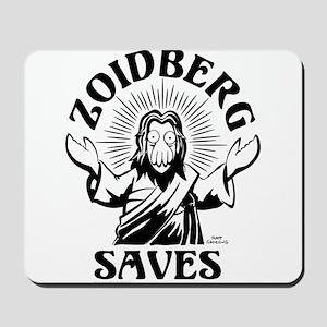 Zoidberg Saves Mousepad
